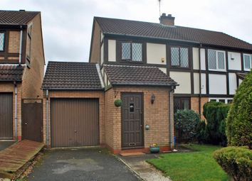 Thumbnail 3 bed semi-detached house for sale in Tilesford Close, Shirley, Solihull