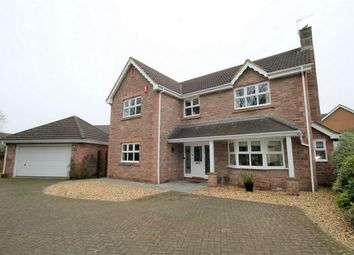 Thumbnail 4 bed detached house for sale in Scantleberry Close, Downend, Bristol