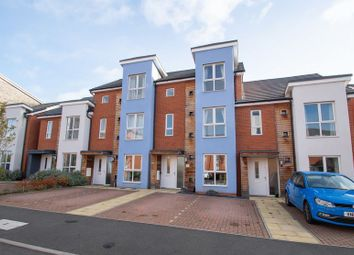 Thumbnail 3 bed town house for sale in Blakeney Drive, Bromsgrove