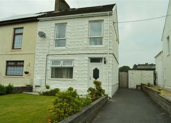 Thumbnail 3 bed semi-detached house for sale in Oakfield Street, Swansea