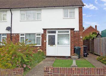 Thumbnail 2 bedroom maisonette for sale in Mitchell Close, Dartford, Kent
