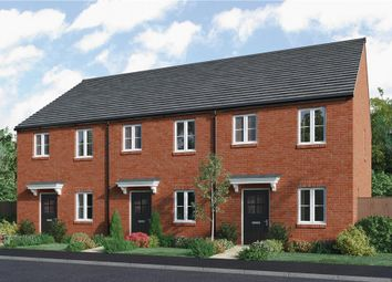 "Thumbnail 3 bed semi-detached house for sale in ""Hawthorne"" at Ellison Drive, Banbury"