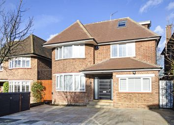 Thumbnail 5 bedroom detached house to rent in Connaught Drive, Hampstead Garden Suburb