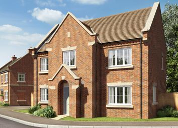 Thumbnail 4 bed detached house for sale in The Grangewood, Burton Road Tutbury, Staffordshire