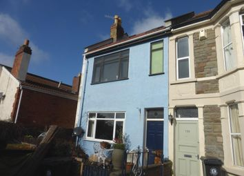 Thumbnail 4 bed end terrace house for sale in Stackpool Road, Southville, Bristol