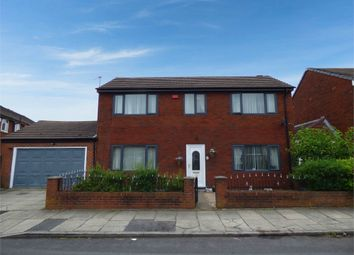 Thumbnail 3 bed detached house for sale in Sutton Drive, Droylsden, Manchester