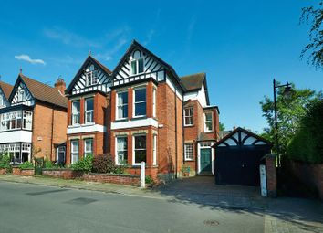 Thumbnail 6 bed semi-detached house for sale in Clifton Dale, York