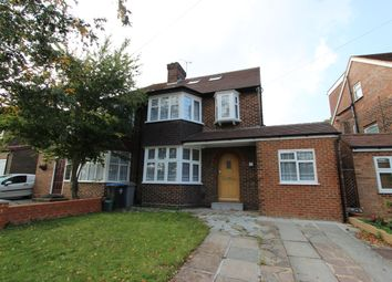 Thumbnail 6 bed detached house for sale in Slough Lane, Kingsbury