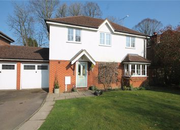 Thumbnail 4 bed detached house for sale in Corner Farm Close, Tadworth