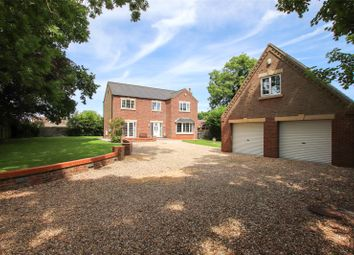 Thumbnail 4 bed detached house for sale in Chapel Street, Goxhill, North Lincolnshire