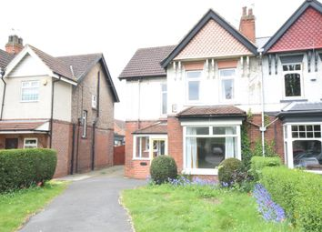 Thumbnail 3 bed semi-detached house for sale in Ashby Road, Scunthorpe