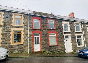3 bed terraced house for sale in Albert Street, Maesteg, Bridgend. CF34
