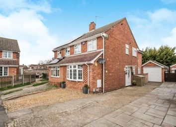 Thumbnail 3 bed semi-detached house for sale in York Close, Barton-Le-Clay, Bedford, Bedfordshire