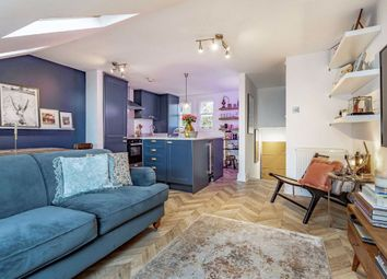 Thumbnail 1 bed flat for sale in Hubert Grove, Clapham, London