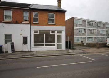 Thumbnail 3 bed flat for sale in High Street, Addlestone, Surrey