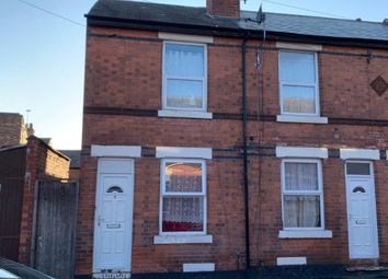 Thumbnail 2 bed end terrace house for sale in Rossington Road, Nottingham, Nottinghamshire