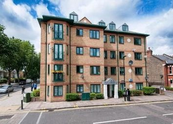 Thumbnail 2 bed flat for sale in Silver Crescent, London