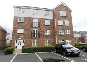 Thumbnail 3 bed flat to rent in Newington Drive, North Shields