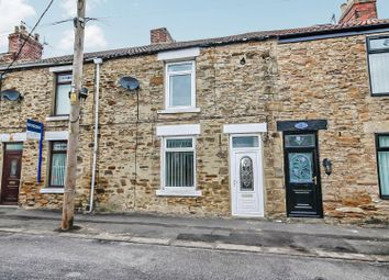 Thumbnail 2 bed terraced house for sale in Dents Villas, Woodside, Witton Park, Bishop Auckland