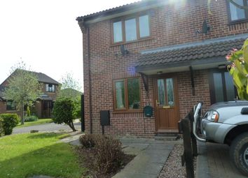 Thumbnail 2 bed semi-detached house to rent in Alexander Drive, Louth