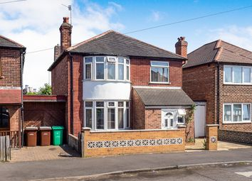 Thumbnail 3 bed detached house for sale in Grassington Road, Nottingham