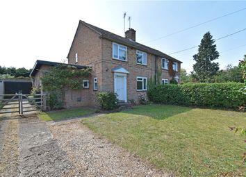 Thumbnail 3 bed semi-detached house to rent in Bartlow Road, Ashdon, Saffron Walden, Essex