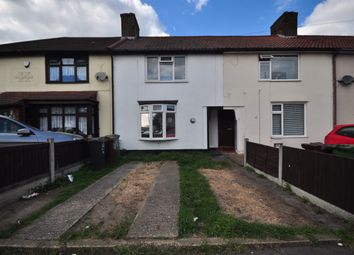 Thumbnail 2 bedroom terraced house to rent in Singleton Road, Dagenham