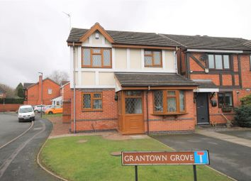 Thumbnail 3 bed detached house for sale in Grantown Grove, Bloxwich, Walsall