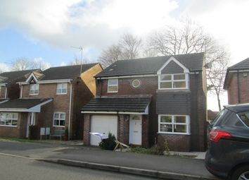 Thumbnail 4 bedroom detached house to rent in Elm Crescent, Parc Penllergaer