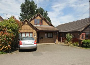 Thumbnail 4 bed detached bungalow for sale in Mortimers Avenue, Cliffe Woods, Kent