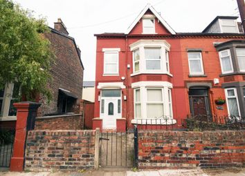 Thumbnail 1 bed semi-detached house to rent in Stanley Street, Liverpool