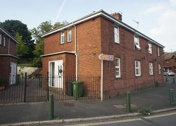 Thumbnail 2 bed flat to rent in Lower Coombe Street, Exeter
