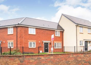 Thumbnail 3 bedroom terraced house for sale in Mill Path, Tonedale, Wellington