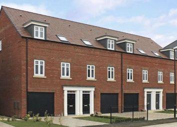 "Thumbnail 3 bedroom terraced house for sale in ""Hinton"" at Boroughbridge Road, Knaresborough"