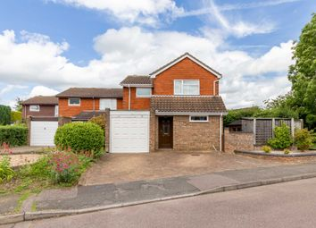 Thumbnail 4 bed detached house for sale in Kestrel Walk, Letchworth Garden City