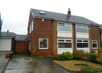 Thumbnail 3 bed semi-detached house for sale in Astley Road, Bolton