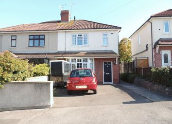 Thumbnail 3 bed semi-detached house for sale in Coronation Road, Kingswood, Bristol