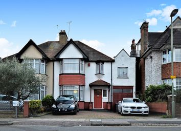 Thumbnail 4 bed semi-detached house for sale in Hervey Close, London