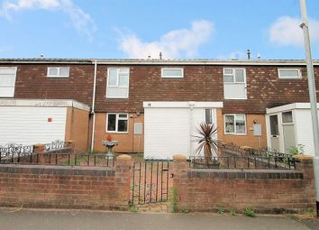 Thumbnail 3 bed terraced house for sale in Medway, Belgrave, Tamworth
