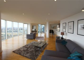 Thumbnail 2 bed property to rent in Ability Place, Millharbour, 37 Millharbour