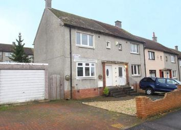 Thumbnail 2 bed end terrace house for sale in Caldwell Road, Carluke, South Lanarkshire