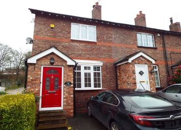 Thumbnail 2 bed end terrace house to rent in Ladyfield Street, Wilmslow