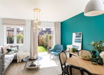 Thumbnail 2 bedroom semi-detached house for sale in Day Close, Horley, Surrey