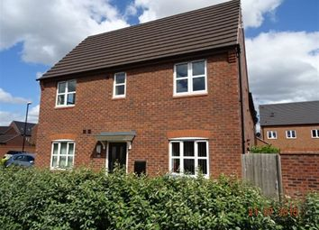 Thumbnail 3 bed town house to rent in Terry Road, Stoke