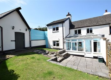 Thumbnail 2 bed semi-detached house to rent in Taddiport, Torrington