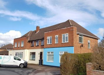 Thumbnail 2 bed flat to rent in Lynmouth Road, Hucclecote, Gloucester