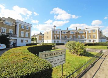 Thumbnail 1 bed flat to rent in Fitzroy Crescent, London