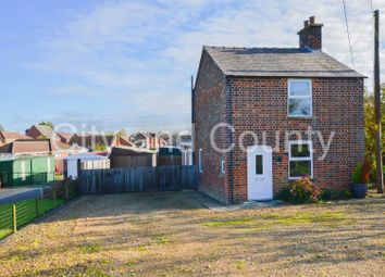 Thumbnail 2 bed cottage for sale in Barrier Bank, Cowbit, Spalding