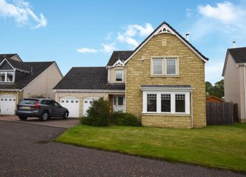 5 bed detached house for sale in Glamis Crescent, Inchture, Perth PH14
