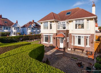 Thumbnail 4 bed detached house for sale in Lougher Gardens, Porthcawl